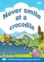 never smile at a crocodile dvd cover